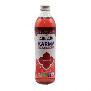 Kombucha Lampone Karma 500 ML