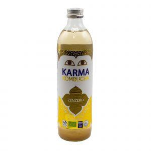 Kombucha Zenzero Karma 500 ML