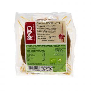 Filetti di Seitan Kato 200 G