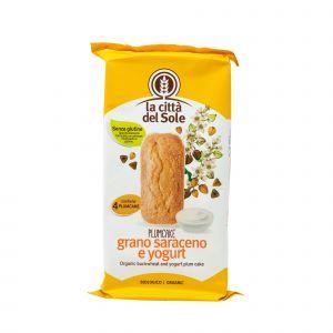Plum Cake Grano Saraceno E Yogurt La Città Del Sole 180 G