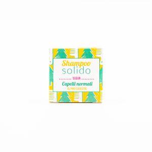 Shampoo Solido Capelli Normali Lamazuna 55G