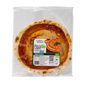 Pizza Margherita Senatore Cappelli con Mozzarella a Basso Contenuto di Lattosio (