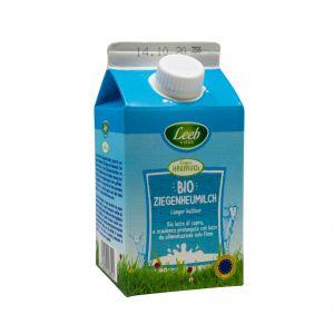 Latte di Capra Più a Lungo Leeb-Biomilch 500 ML