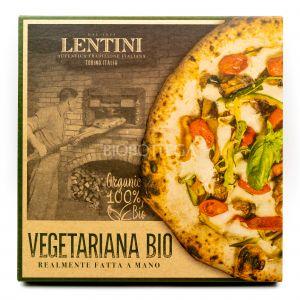 Pizza Vegetariana Lentini 450G