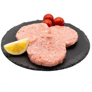 Hamburger di Pollo 100 G - Un Hamburger