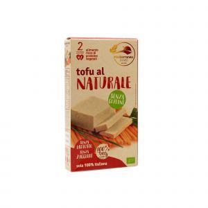 Tofu Naturale senza Glutine Mediterranea 220 G