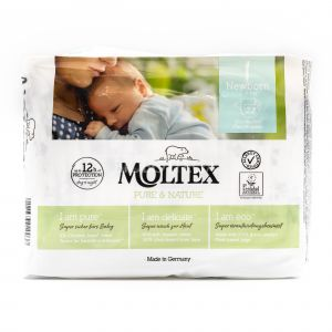 Pannolini Newborn Taglia 1 Moltex