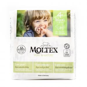 Pannolini Maxi Taglia 4 Moltex
