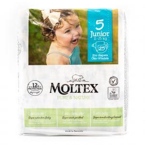 Pannolini Junior Taglia 5 Moltex