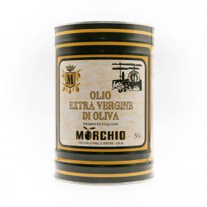 Olio Extravergine di Olive Taggiasche Morchio 5 L