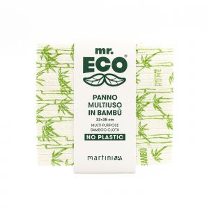 Panno Multiuso in Bambù mr Eco