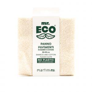 Panno Pavimenti in Bambù e Cotone mr Eco