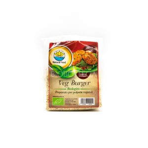 Preparato per Veg Burger Natural Foods 200G