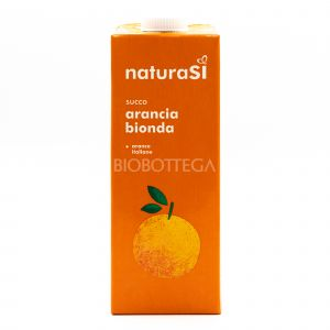 Succo di Arancia Bionda Naturasi 1L