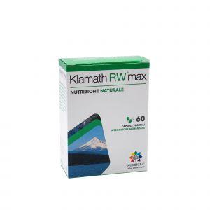 Klamath RW MAX 60 Capsule Nutrigea 30,3 G
