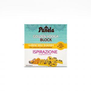 Tavoletta Dolce con Curcuma e Scorza di Limone con Granella di Cacao Panela 55G