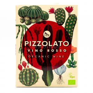 Pizzolato Vino Rosso 3L
