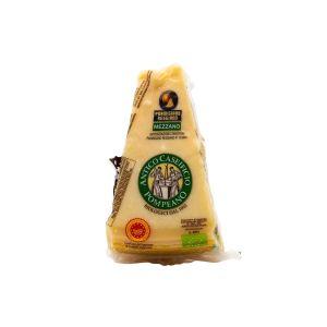 Parmigiano Reggiano DOP Con Latte Prodotto di Montagna Antico Caseificio Pompeano 372 G