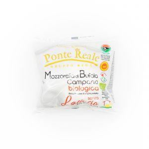 Mozzarella di Bufala Campana DOP Senza Lattosio Ponte Reale 125 G