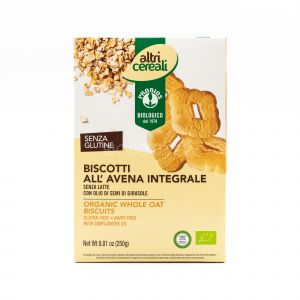 Biscotti all'Avena Integrale Probios 250G