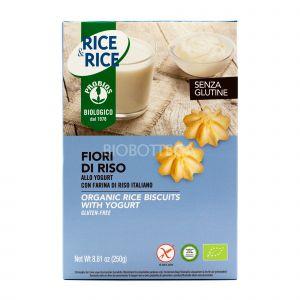 Fiori di Riso allo Yogurt Probios 250G