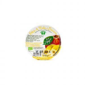 Polpa di Mela e Banana Probios 100G