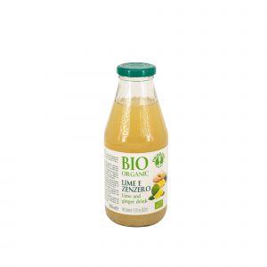 Succo Lime E Zenzero Probios 500 ML