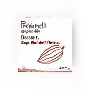 Dessert di Soia al Cioccolato Provamel 4x125G