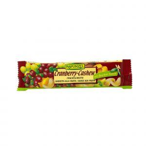 Barretta Cranberry E Anacardi Rapunzel 40 G