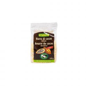 Burro di Cacao Porzionato Rapunzel 100 G
