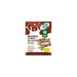 Bevanda di Riso al Cacao Rice&Rice 200ML