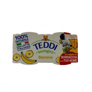 Yogurt alla Banana Teddi 230 G