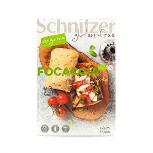 Focaccia Senza Glutine Schnitzer 220G