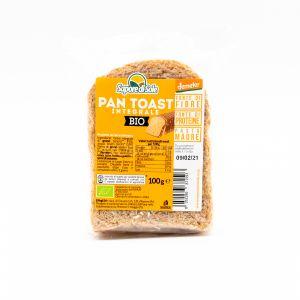 Pan Toast Integrale Sapore di Sole 100G