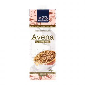 Bevanda di Avena al Naturale Sottolestelle 1L
