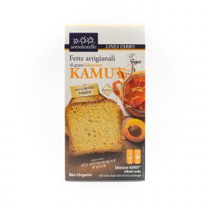 Fette Biscottate Khorasan Kamut Sottolestelle 200 G