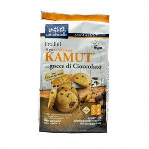 Frollini di Kamut Khorasan al Cioccolato Sotto Le Stelle 300 G