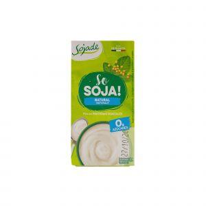 Dessert di Soia al Naturale Sojade 200 G