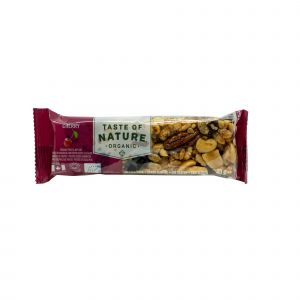 Barretta Ciliegie E Noci Pecan Taste Of Nature 40 G
