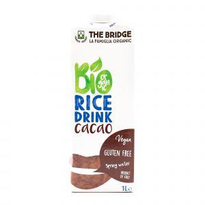Bevanda di Riso al Cacao The Bridge 1L