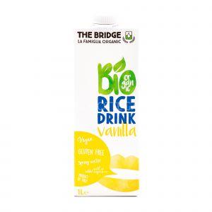Bevanda di Riso alla Vaniglia The Bridge 1L