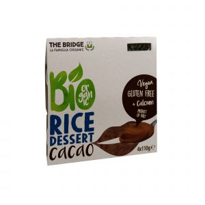 Bio Rice Dessert Cacao The Bridge 440 G