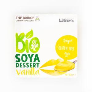 Dessert di Soia alla Vaniglia The Bridge 4x110G