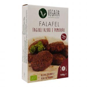 Falafel Fagioli Azuki e Pomodoro Vegaia 160 G