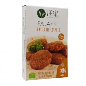 Falafel Lenticchie Corallo Vegaia 160 G