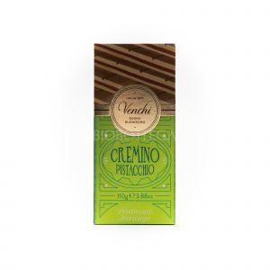 Cioccolato Cremino Pistacchio Venchi 110 G