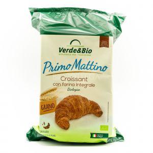 Croissant Vegano Integrale Verde&Bio 160 G