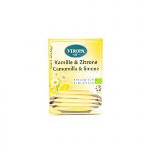 Tisana Camomilla e Limone Viropa 22.5G