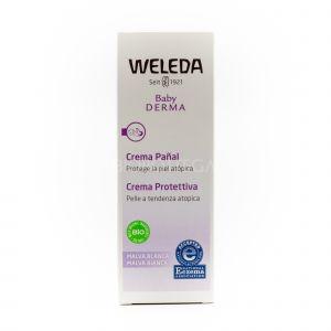 Baby Derma Crema Protettiva Malva Bianca Weleda 50 ML