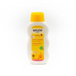 Baby Calendula Crema Fluida Weleda 200 ML